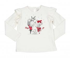 Детска блуза с дълъг ръкав Birba Special Nigths 34096-10E, момиче, 6-30 м.