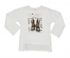 Детска блуза с дълъг ръкав Trybeyond Everyday Camo Girls 34478-10E, момиче, 3-12 г.