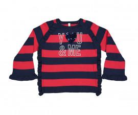 Детски пуловер райе Trybeyond Bright Blue 36795-97Z, момиче, 3-12 г.