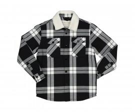 Детска ватирана риза с дълъг ръкав Trybeyond Air Support 37481-90Z, момче, 3-12 г.