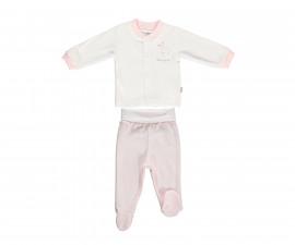 бебешка пижама с ританка 2 части It's a Girl, марка Bebetto, фабр.№ F1090, момиче, 3-6 м.