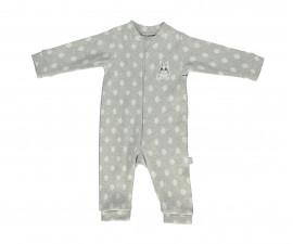 бебешки гащеризон с цип Baby Bunny, марка Bebetto, фабр.№ T2228g, момиче, 3-18 м.