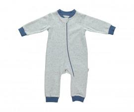 бебешка пижама-гащеризон с цип Confetty Party, марка Bebetto, фабр.№ T2035, момче, 9-36 м.