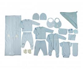 бебешки комплект 20 части King Bears, марка Bebetto, фабр.№ Z683, момче, 0-3 м.