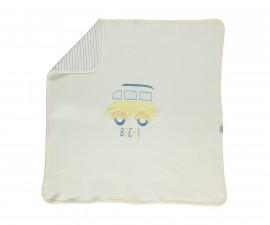 Bebetto Dear Car Cotton Baby Blanket - B675
