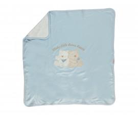 Bebetto Little Bears Cotton Baby Blanket - B677