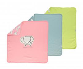 Bebetto Dreaming Cotton Baby Blanket - B678