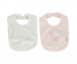 Bebetto My Dream World Cotton Baby Bib 2 Pcs - C735-3+M