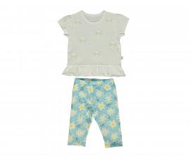 Bebetto Cute One Cotton Baby 2 Pcs Set (T-Shirt+Pants) - K3150