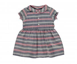 Bebetto Shiny Heart Weaving Baby Dress - K3269