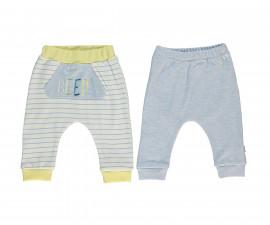 Bebetto Dear Car Cotton Baby Pants 2 Pcs - T2289
