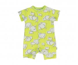Bebetto Dreaming Cotton Baby Golf Romper - T2315