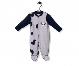Bebetto Confused Panda Cotton Baby Romper - T2500