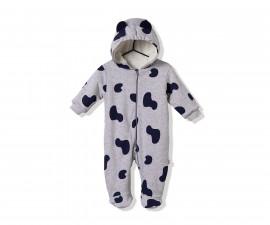Bebetto Confused Panda Cotton Baby Romper - T2502