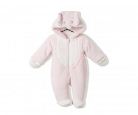Bebetto Elephant Velsoft Padded Baby Romper - K3209