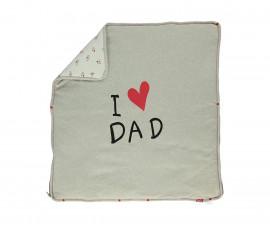 Bebetto Mum & Dad 21 Cotton Padded Baby Blanket - B700