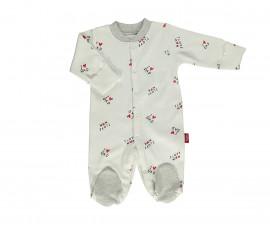 Bebetto Mum & Dad 21 Cotton Baby Romper - T2438