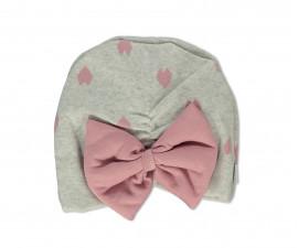 Bebetto Sweet Heart Cotton Baby Cap - C741