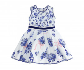 Детска рокля Monnalisa 315906-5623-9956