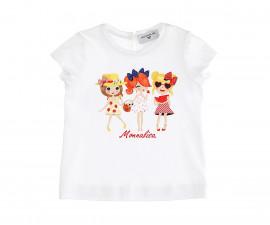Детска блуза Monnalisa 315623P6-5201-0099