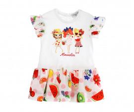 Детска рокля Monnalisa 315916P6-5201-0099
