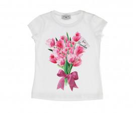 Детска тениска Monnalisa 115616SN-5201-0099