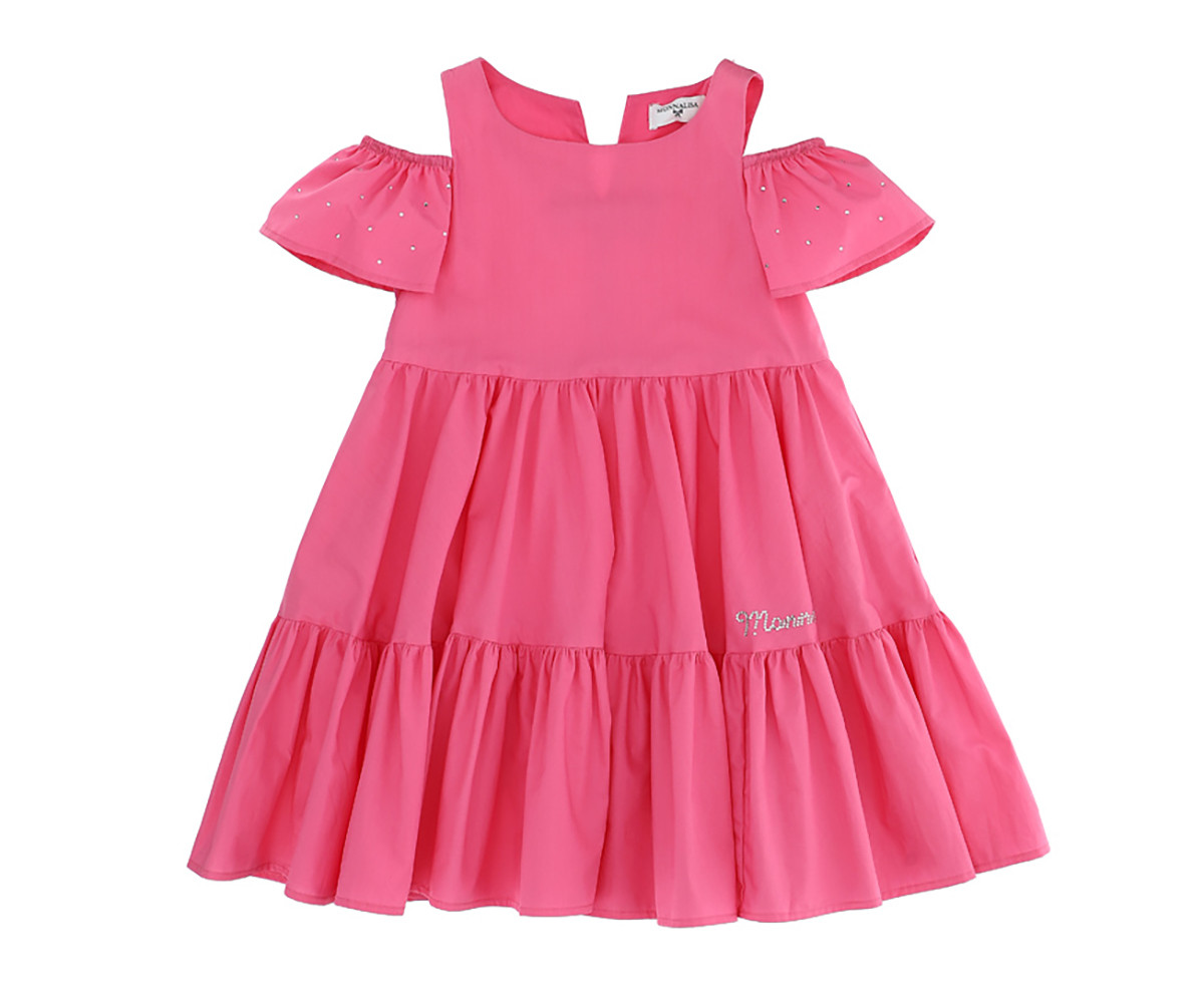 Детска рокля Monnalisa 115943A1-5117-0093