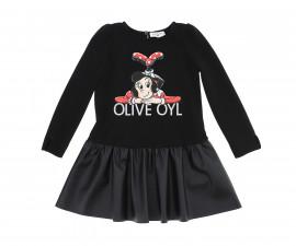 Детска рокля Monnalisa 116931SW-6207-0050