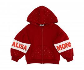 Детски суитшърт Monnalisa 176801AE-6072-0043