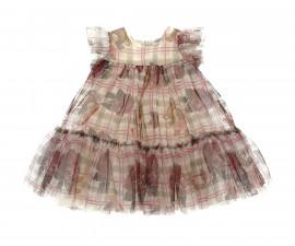 Детска рокля Monnalisa 396903-6032-0194
