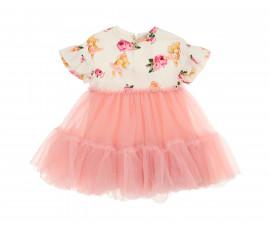 Детска рокля Monnalisa 316905-6605-0194