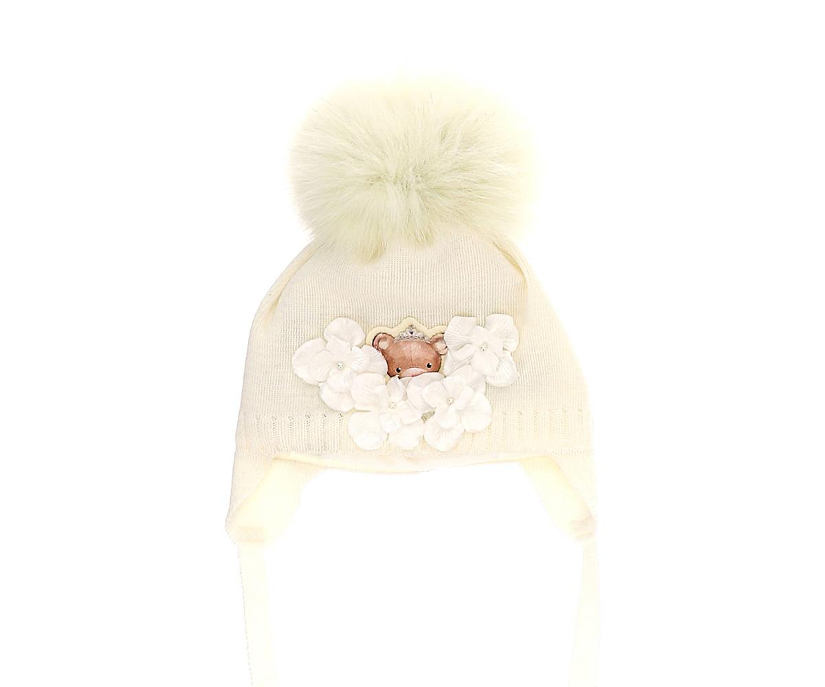 Детска шапка Monnalisa 396000-6084-0001