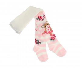 Детски чорапогащник Monnalisa 396002-6082-0194
