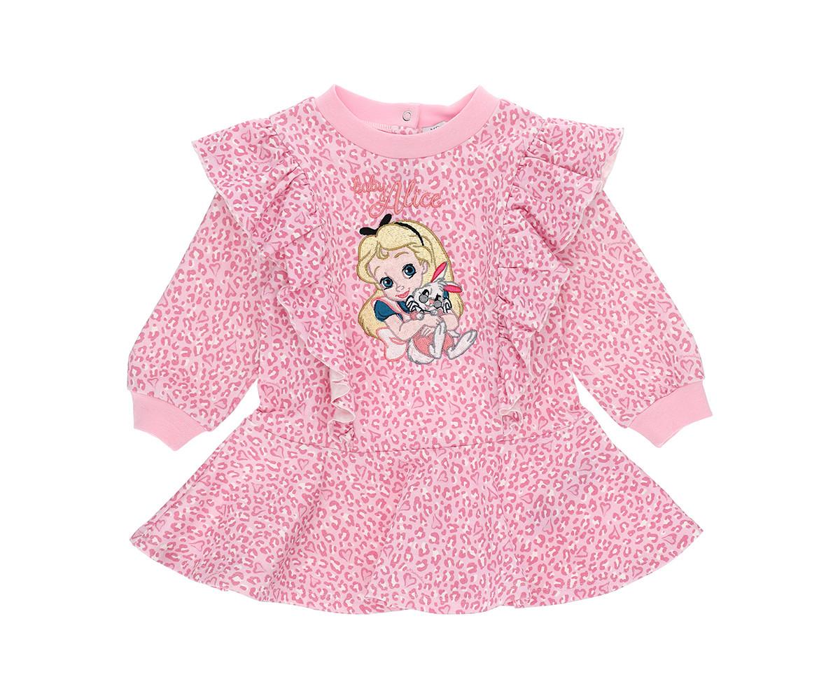 Детска рокля Monnalisa 396912RM-6787-0048