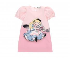 Детска рокля Monnalisa 316920-6302-0048