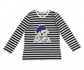 Детска блуза Monnalisa 196603A3-6004-156D