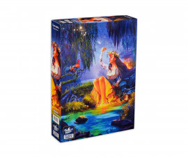 Black Sea Puzzles TYPZ0006492N - пъзел 1000 ел. - Самодива
