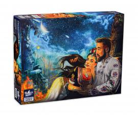 Black Sea Puzzles TYPZ0006494N - пъзел 1000 ел. - Мечтай с мен