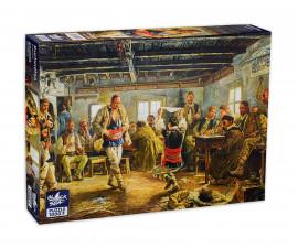 Black Sea Puzzles TYPZ0006496N - пъзел 1000 ел. - Ръченица