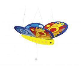 детска играчка висяща декорация за детска стая Пеперуда Goki