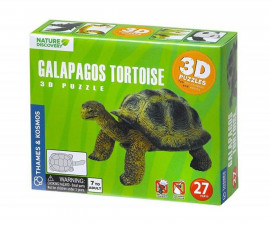 Детски 3D модел на Галапагоска костенурка Thames&Kosmos