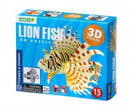 Детски 3D модел на Риба лъв Thames&Kosmos