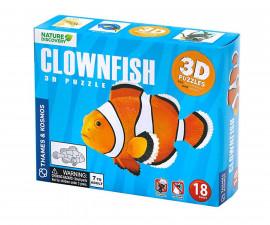 Детски 3D модел на Риба клоун Thames&Kosmos