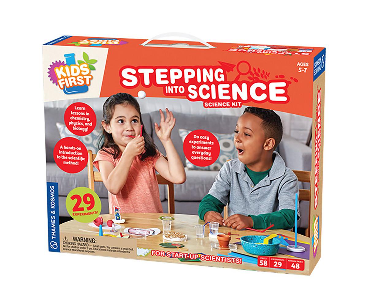 Детски експериментален комплект Първи стъпки в науката Thames&Kosmos