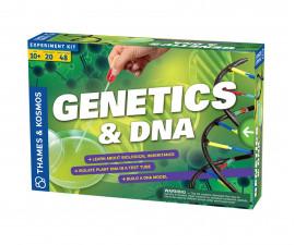 Детски експериментален комплект Генетика и ДНК Thames&Kosmos
