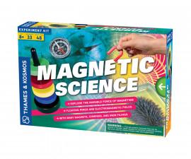 Детски експериментален комплект Магнитна наука Thames&Kosmos