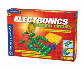 Детски експериментален комплект Електроника Thames&Kosmos