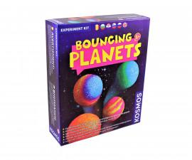 Детски експериментален комплект Подскачащи планети Thames&Kosmos