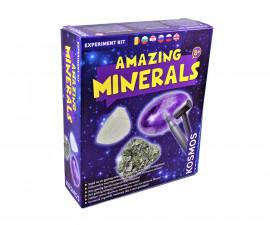Детски експериментален комплект Невероятните минерали Thames&Kosmos