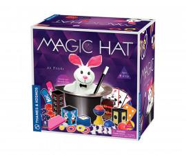 Детски комплект за фокуси Магическа шапка Thames&Kosmos